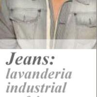 Jeans: lavanderia industrial e efeitos especiais - turma abr.2013