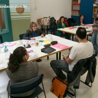 Workshop Círculo Cromático - turma outubro.2013