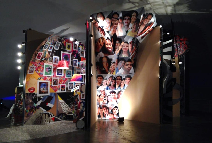 Exposição Cores do Brasil - Ibirapuera/2014